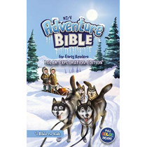 NIrV, Adventure Bible for Early Readers, Polar Exploration Edition, Hardcover, Full Color: #1 Bible for Kids by Zonderkidz, 9780310765080