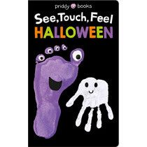 See, Touch, Feel: Halloween by Roger Priddy, 9780312530235