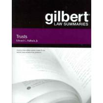 Gilbert Law Summaries on Trusts by Edwa Halbach, 9780314181121