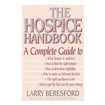 Hospice Handbook 1993 by Larry Beresford, 9780316091381