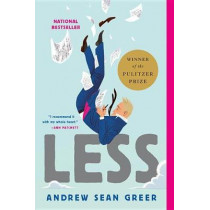 Less by Andrew Sean Greer, 9780316316132