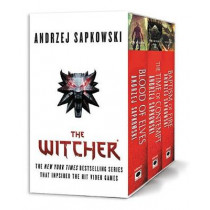 The Witcher Boxed Set: Blood of Elves, the Time of Contempt, Baptism of Fire by Andrzej Sapkowski, 9780316438971