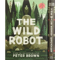 The Wild Robot Hardcover Gift Set by Lecturer in Classics Peter Brown, 9780316450607