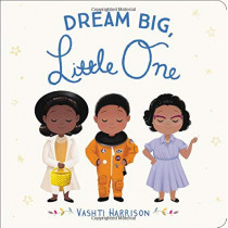 Dream Big, Little One by Vashti Harrison, 9780316475099