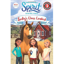 Spirit Riding Free: Lucky's Class Contest by Jennifer Fox, 9780316490740