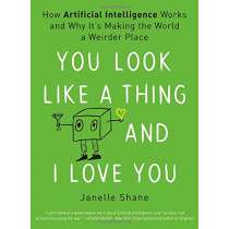 You Look Like a Thing and I Love You: How Artificial Intelligence Works and Why It's Making the World a Weirder Place by Janelle Shane, 9780316525244