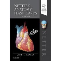 Netter's Anatomy Flash Cards by John T. Hansen, 9780323530507