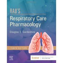 Rau's Respiratory Care Pharmacology by Douglas S. Gardenhire, 9780323553643