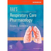 Workbook for Rau's Respiratory Care Pharmacology by Douglas S. Gardenhire, 9780323553650