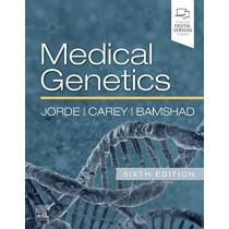 Medical Genetics by Lynn B. Jorde, 9780323597371