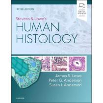 Stevens & Lowe's Human Histology by Lowe, 9780323612791