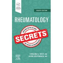 Rheumatology Secrets by Sterling West, 9780323641869