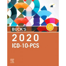 Buck's 2020 ICD-10-PCS by Elsevier, 9780323694377