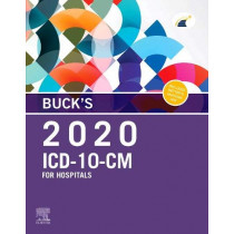 Buck's 2020 ICD-10-CM for Hospitals by Elsevier, 9780323694384