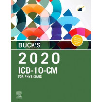 Buck's 2020 ICD-10-CM for Physicians by Elsevier, 9780323694391