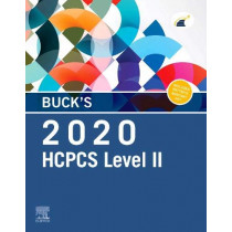 Buck's 2020 HCPCS Level II by Elsevier, 9780323694414