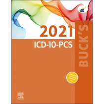 Buck's 2021 ICD-10-PCs by Elsevier, 9780323762816