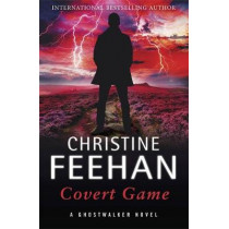 Covert Game by Christine Feehan, 9780349419725