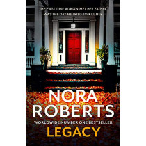 Legacy by Nora Roberts, 9780349426259
