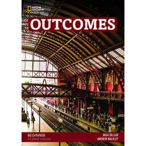 Outcomes Beginner with Class DVD by Hugh Dellar, 9780357033999