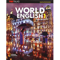 World English 1: Student Book by Martin Milner, 9780357113684