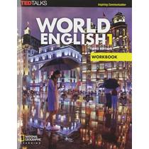 World English 1: Print Workbook by Martin Milner, 9780357113714