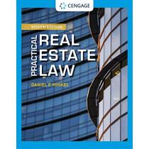 Practical Real Estate Law by Daniel F. Hinkel, 9780357358375