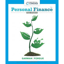 Personal Finance Tax Update by E. Thomas Garman, 9780357438916