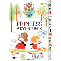 Princess Adventures: This Way or That Way? by Sylvie Misslin, 9780358051862