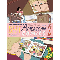 Best American Comics 2019 by ,Jillian Tamaki, 9780358067283