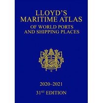 Lloyd's Maritime Atlas of World Ports and Shipping Places 2020-2021 by Informa UK Ltd, 9780367427108