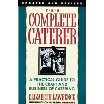 Complete Caterer by Elizabeth Lawrence, 9780385234801