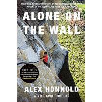 Alone on the Wall by Alex Honnold, 9780393356144
