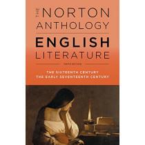 The Norton Anthology of English Literature by Stephen Greenblatt, 9780393603033
