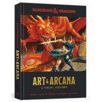 Dungeons and Dragons Art and Arcana: A Visual History by Kyle Newman, 9780399580949