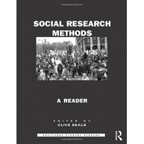 Social Research Methods: A Reader by Clive Seale, 9780415300841