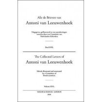 The Collected Letters of Antoni Van Leeuwenhoek - Volume 17 by Lodewijk C Palm, 9780415586429