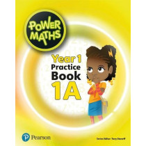 Power Maths Year 1 Pupil Practice Book 1A, 9780435189723