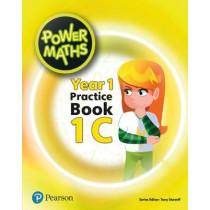 Power Maths Year 1 Pupil Practice Book 1C, 9780435189747