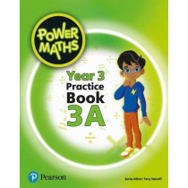 Power Maths Year 3 Pupil Practice Book 3A, 9780435189846