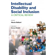 Intellectual Disability and Social Inclusion: A Critical Review by Martin Richard Bollard, 9780443104183