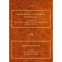 Sports Neurology: Volume 158 by Brian Hainline, 9780444639547
