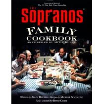 """The Sopranos"" Family Cookbook by Allen Rucker, 9780446530576"