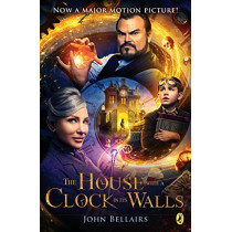 The House with a Clock in Its Walls by John Bellairs, 9780451481283