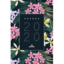 Agendador 2020 - Meu Calendario, Planner, Agenda e Diaria 2020 para minha organizacao by Lesara Print, 9780464308096