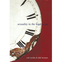 Sexuality in the Legal Arena by Carl Stychin, 9780485004090