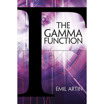 The Gamma Function by Emil Artin, 9780486789781