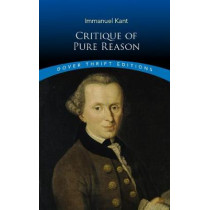 Critique of Pure Reason by Immanuel Kant, 9780486821511