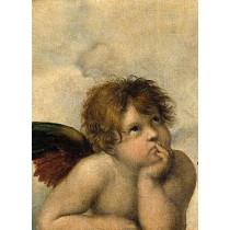 Cherubs Notebook by Raphael, 9780486823966