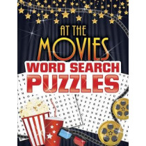 At the Movies Word Search Puzzles by Ilene Rattiner, 9780486828152
